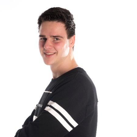 Raymon van Beest, Hoofd Vrijwilligers & Planning & Logistiek